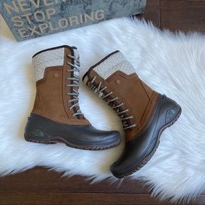 The North Face Shellista II Mid Winter Boots 8.5